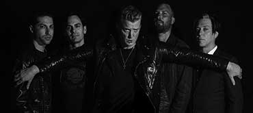 QUEENS OF THE STONE AGE, RIVAL SONS, CRX