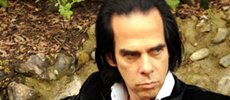 Nick Cave a Glastonbury 2013